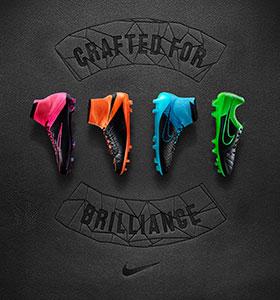Nike voetbalschoenen collectie