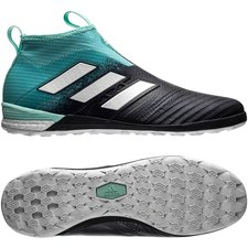 adidas ACE Tango 17+ PureControl Boost IN Ocean Storm - Energy Aqua/Wit/Navy