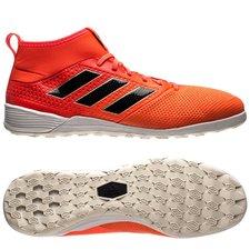 adidas ACE Tango 17.3 Primemesh IN Pyro Storm - Rood/Zwart/Oranje