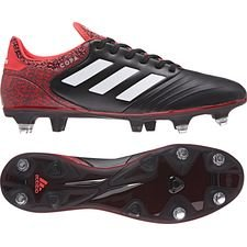 adidas Copa 18.2 SG Cold Blooded - Zwart/Wit/Rood