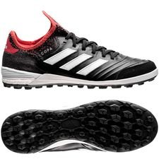 adidas Copa Tango 18.1 TF Cold Blooded - Zwart/Wit/Rood