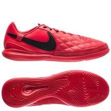 Nike Tiempo LegendX 7 Pro IC 10R - Rood/Zwart