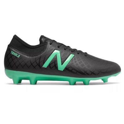 New Balance Tekela Magia FG Voetbalschoenen Zwart Groen