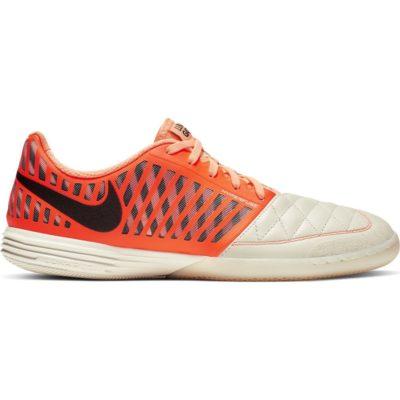 Nike LUNARGATO II Zaalvoetbalschoenen Oranje Wit