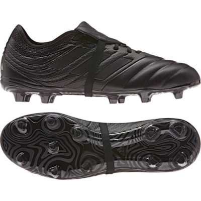 adidas COPA GLORO 19.2 FG Voetbalschoenen Zwart Dark Script