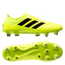 adidas Copa 19.1 SG Hard Wired - Geel/Zwart