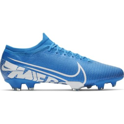 Nike Mercurial Vapor 13 PRO FG Voetbalschoenen Blauw Wit Blauw