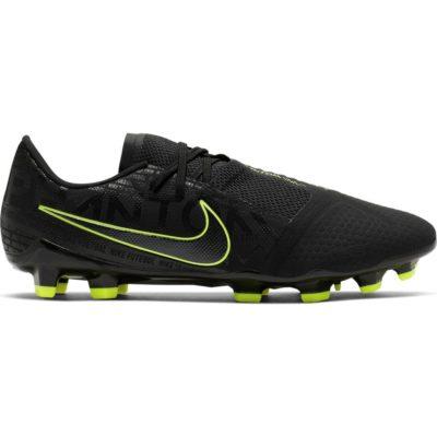 Nike PHANTOM VENOM PRO FG Voetbalschoenen Zwart Zwart Volt