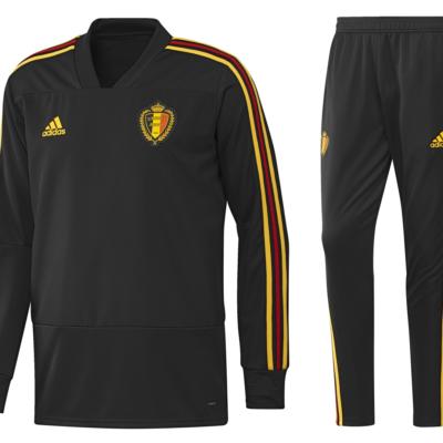 België Sweatpak Senior WK 2018-2019