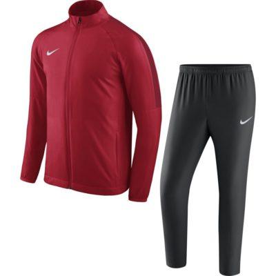 Nike Dry Academy 18 Trainingspak Kids University Red