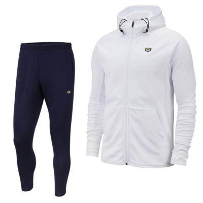 Nike Tottenham Hotspur Hoodie Trainingspak 2019-2020 Wit
