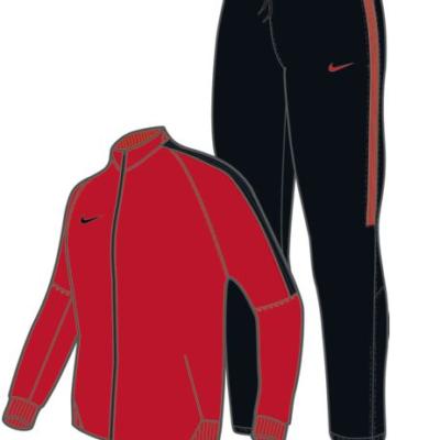 Nike Trainingspak Poly Senior