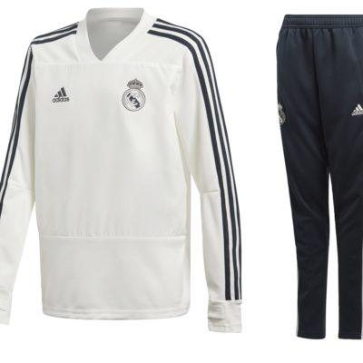 Real Madrid Sweatpak Junior 2018-2019