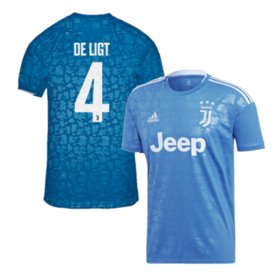 Juventus 3rd Shirt Senior 2019-2020 De Ligt 4