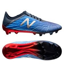 New Balance Furon 5.0 Pro FG Lite Shift - Blauw/Rood LIMITED EDITION