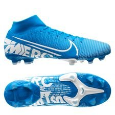 Nike Mercurial Superfly 7 Academy MG New Lights - Blauw/Wit/Navy
