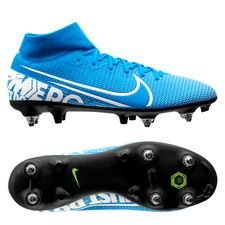 Nike Mercurial Superfly 7 Academy SG-PRO New Lights - Blauw/Wit/Navy