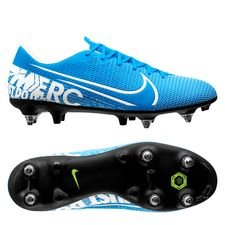 Nike Mercurial Vapor 13 Academy SG-PRO New Lights - Blauw/Wit/Navy