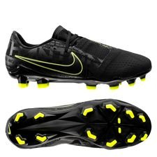 Nike Phantom Venom Pro FG Under The Radar - Zwart/Neon