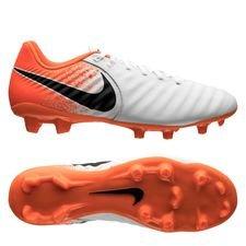 Nike Tiempo Legend 7 Academy FG Euphoria - Wit/Oranje
