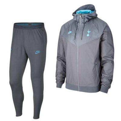 Nike Tottenham Hotspur Windrunner Trainingspak 2019-2020 Donkergrijs
