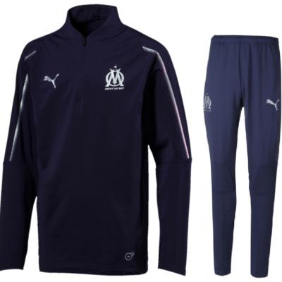 Olympique Marseille Trainingspak Junior 2018-2019