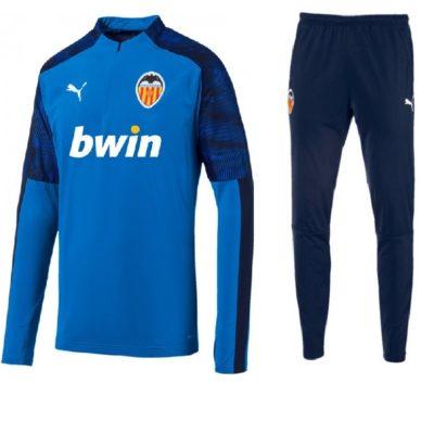 Valencia CF 1/4 Zip Trainingspak Junior 2019-2020