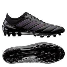 adidas Copa 19.1 AG Dark Script - Zwart/Zilver
