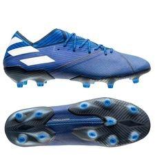 adidas Nemeziz 19.1 FG/AG Inner Game - Blauw/Wit/Zwart