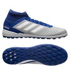 adidas Predator Tango 19.3 TF Virtuso - Grijs/Wit/Blauw