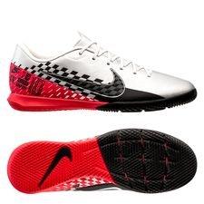 Nike Mercurial Vapor 13 Academy IC NJR Speed Freak - Zilver/Zwart/Rood
