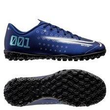 Nike Mercurial Vapor 13 Academy TF Dream Speed - Blauw/Neon/Zwart Kinderen