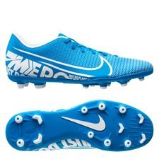 Nike Mercurial Vapor 13 Club MG New Lights - Blauw/Wit/Navy