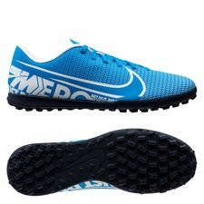 Nike Mercurial Vapor 13 Club TF New Lights - Blauw/Wit/Navy