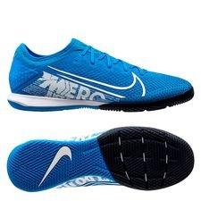 Nike Mercurial Vapor 13 Pro IC New Lights - Blauw/Wit/Navy