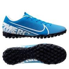 Nike Mercurial VaporX 13 Academy TF New Lights - Blauw/Wit/Navy