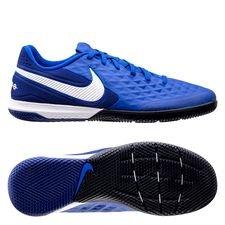 Nike Tiempo Legend 8 Pro IC New Lights - Blauw/Wit