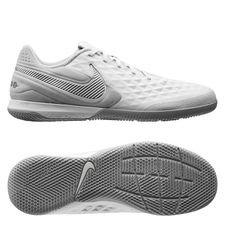 Nike Tiempo Legend 8 Pro IC Nuovo - Wit/Grijs