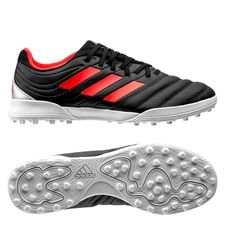 adidas Copa 19.3 TF 302 Redirect - Zwart/Rood