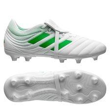 adidas Copa Gloro 19.2 FG/AG Virtuso - Wit/Groen