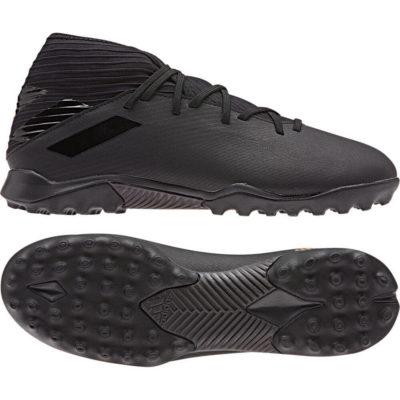 adidas NEMEZIZ 19.3 Turf Voetbalschoenen Zwart Zwart
