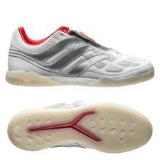 adidas Predator Precision Trainer DB Icon - Wit/Zilver/Rood LIMITED EDITION