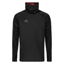 adidas Trainingsshirt Warm Predator Mania - Zwart LIMITED EDITION