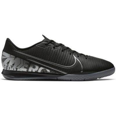 Nike Mercurial Vapor 13 ACADEMY Zaalvoetbalschoenen Zwartgrijs Metallic
