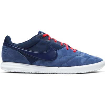 Nike Premier Sala II Zaalvoetbalschoenen (IC) Donkerblauw