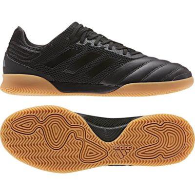 adidas COPA 19.3 SALA Zaalvoetbalschoenen Zwart Dark Script