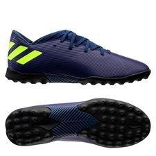 adidas Nemeziz Messi Tango 19.3 TF - Blauw/Groen/Paars Kinderen