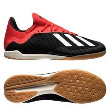 adidas X Tango 18.3 IN Initiator - Zwart/Wit/Rood