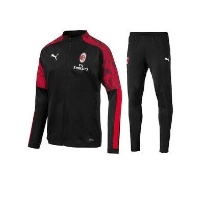 AC Milan Trainingspak Poly Senior 2019-2020