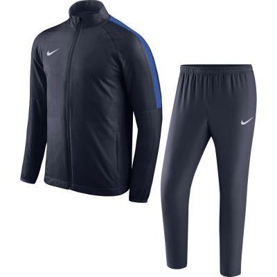 Nike Dry Academy 18 Trainingspak Kids Donkerblauw